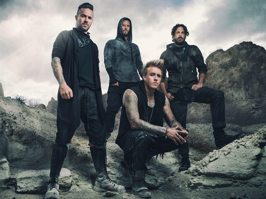 Multi-platinum alternative-rock band Papa Roach will perform June 23 at the El Paso Downtown StreetFest.