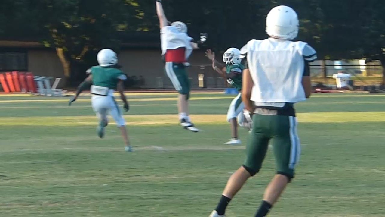 Shasta College football gets ready for the 2017 season.