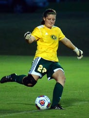 Gallatin's Abi Green is one of the top goalkeepers