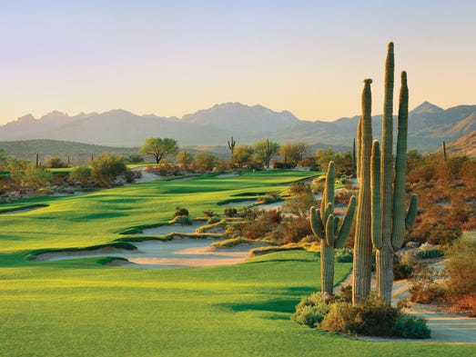 Scottsdale's We-Ko-Pa golf club is considered by many