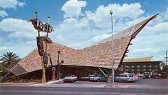 Kon Tiki Hotel, 2364 East Van Buren, Phoenix.