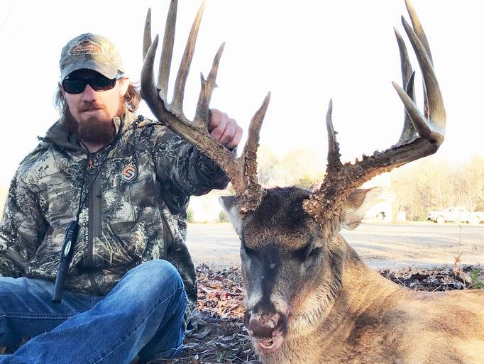 Photo Gallery: Clark's 200-class Canemount buck