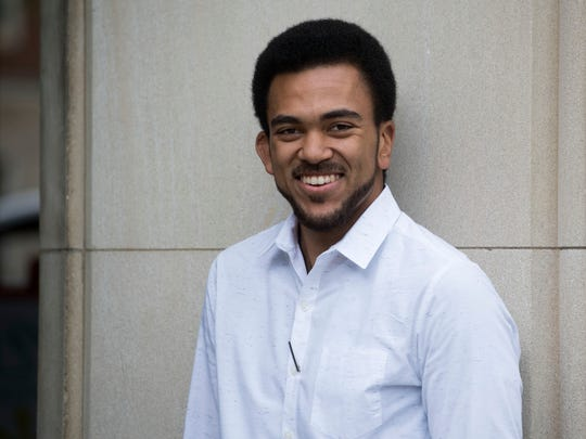 University of Tennessee Fulbright recipient William