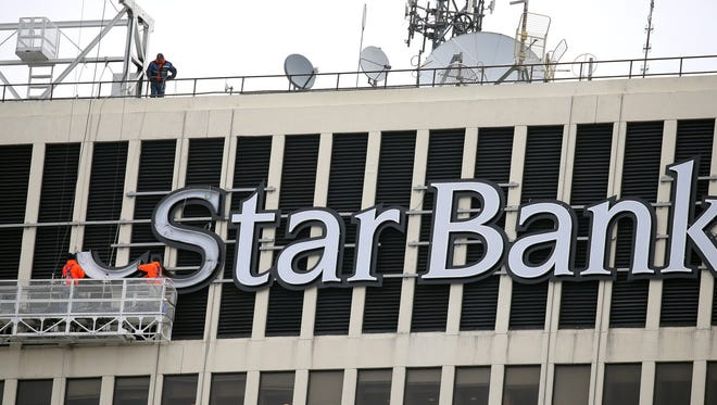 Financial Institutions continues to put the finishing touches on its new space at the renamed Five Star Bank Plaza.