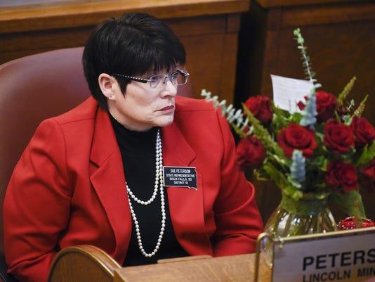 Pierre, legislature
