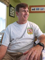 Retired FDNY Firefighter Robert Reeg