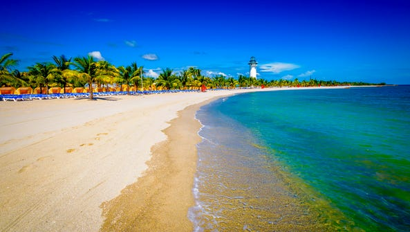 Unveiled in November, Harvest Caye is a new cruise
