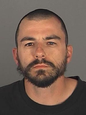 Kristopher Dohm, 36, was charged in February with one count of unlawful flight.