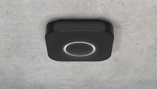 Nest Protect smoke and carabon monoxide detector