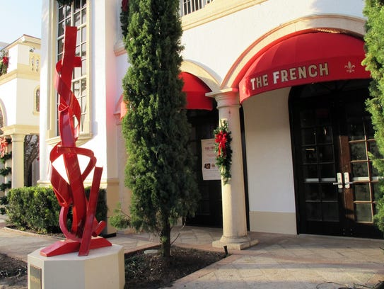 The French brasserie is opening Jan. 20 in redeveloped