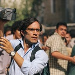 "Gael García Bernal as Maziar Bahari in ""Rosewater,"" written and directed by ""Daily Show"" host Jon Stewart."