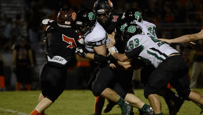 Mountain Heritage is home for Friday's football game against West Henderson.