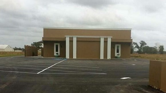 In November, a venue by Dupuy's out of Abbeville opened