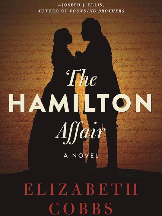 Book review: 'The Hamilton Affair'