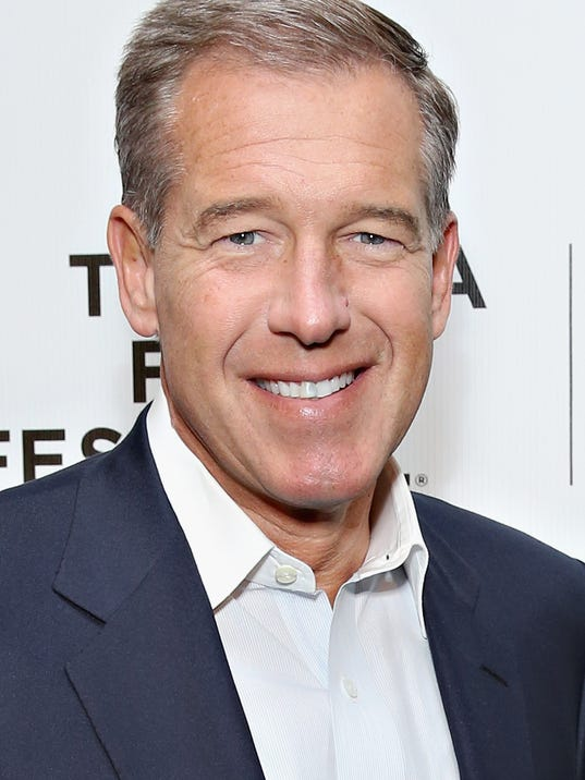 Brian Williams Takes Himself Off Evening Newscast Temporarily