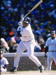 Gwynn's uncanny hitting ability landed him in the Basetball