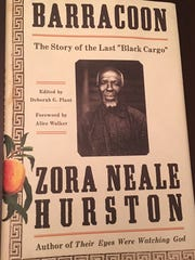 Zora Neal Hurston interviewed one of the last people