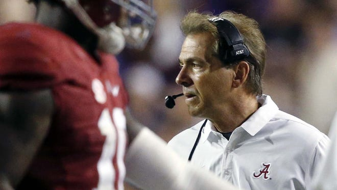 Does Alabama have any weakness this season?