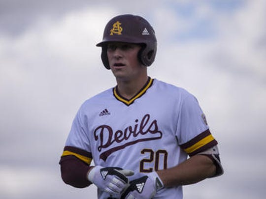 ASU's Spencer Torkelson has 25 home runs, two off the school record going into the final series of his freshman season.