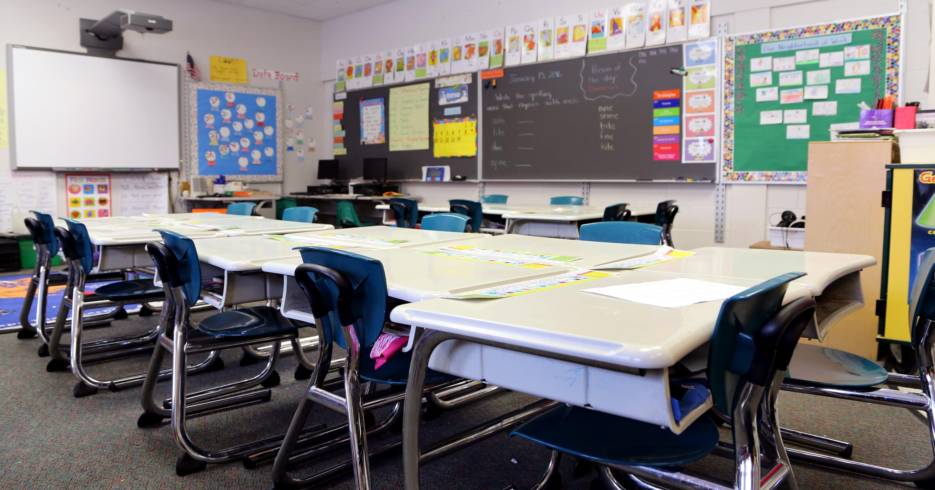 Graduation Rates Inch Up For Michigan High Schools