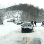Joe Arnold,Renee Murphy grill Ben Pine on pending snow storm