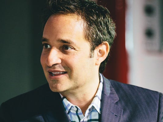 A Drink With Josh Linkner