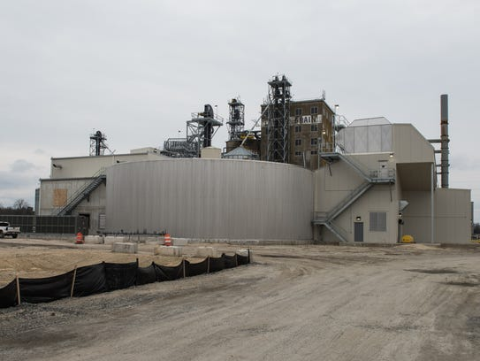 An exterior view of Proximity Malt in Laurel on Monday,