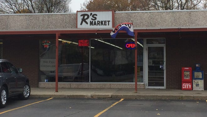 R's Market at 2294 Monroe Ave. in Brighton is a neighborhood fixture.