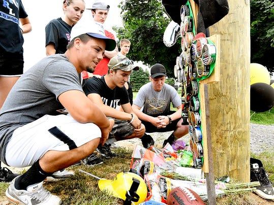 Crash kills Stone Hill and Nick Mankin