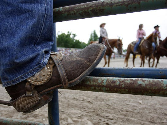 Marshfield Independence Day Rodeo