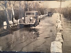 History Space: Story of causeway to South Hero