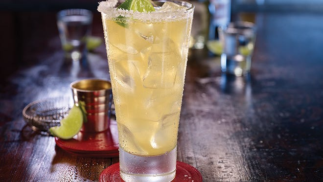 TGI Friday's is offering specials on margaritas any day in May.