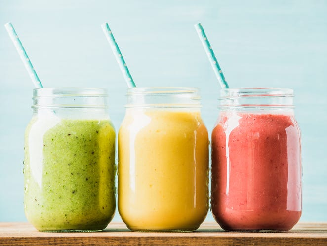 Sweeten up your summer with smoothies, juices and frozen desserts! Enter 6/26-7/16