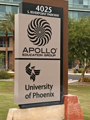 Apollo's key holdings are University of Phoenix, Western