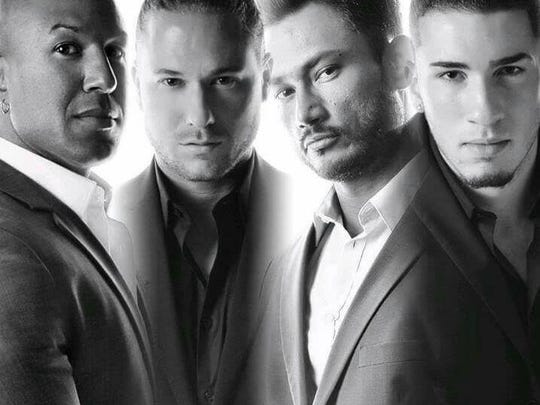 All male revue, Fifty Shades of Men heading to Headliners Music Hall for two nights in July