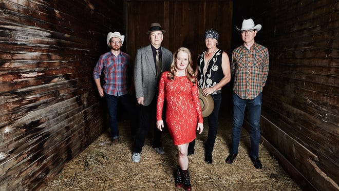 Bonnie & the Clydes will play at this week's Thursday Night Live concert series in Old Town.