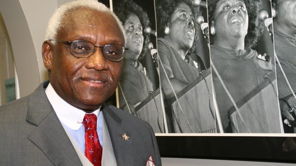 Leslie B. McLemore was a leader in the Mississippi Freedom Democratic Party with Fannie Lou Hamer. He also served as interim Jackson mayor after the death of Mayor Frank Melton as well as the interim president of Jackson State University. Now retired, he lives in Walls.
