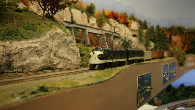 The Central Railway and Model & Historical  Association museum in Central is a train-lover's dream come true.