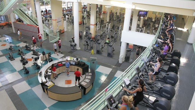The Bobby A. Leach Center provides Florida State University students and faculty facilities and resources to exercise and maintain physical fitness, all free of cost.