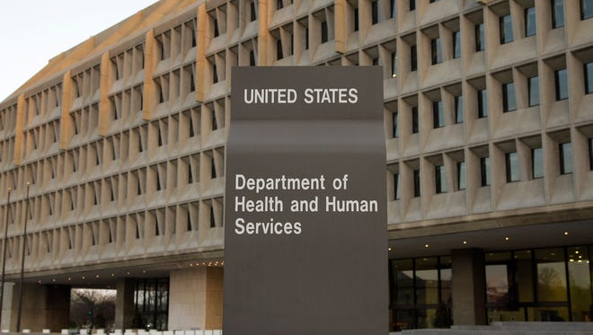 The Department of Health and Human Services and its Centers for Medicare and Medicaid Services oversee the federal insurance program for seniors and the disabled.