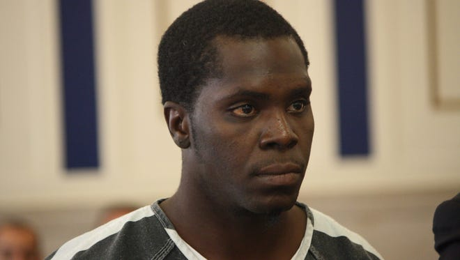 Mordecia Black, the man accused of leading the July 4 beating on Government Square appeared in court on July 16.