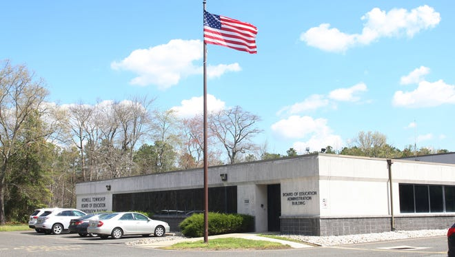 The Howell Town Council is considering selling a building it leases to the school board for $1 per year.