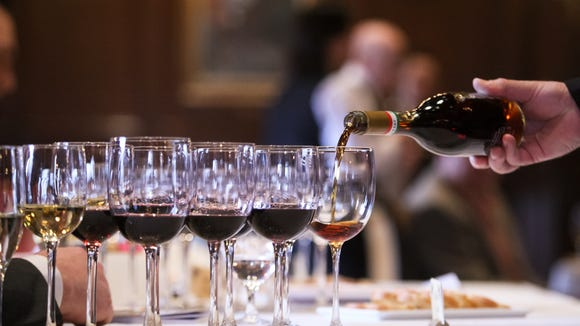 The Hotel du Pont's Green Room is one of the five Delaware restaurants recognized by Wine Spectator magazine.
