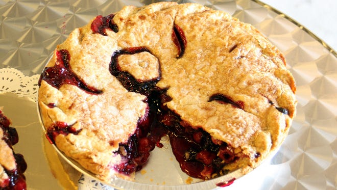 Achatz Pie Co. signature pies will be served at the Taste of Southfield.