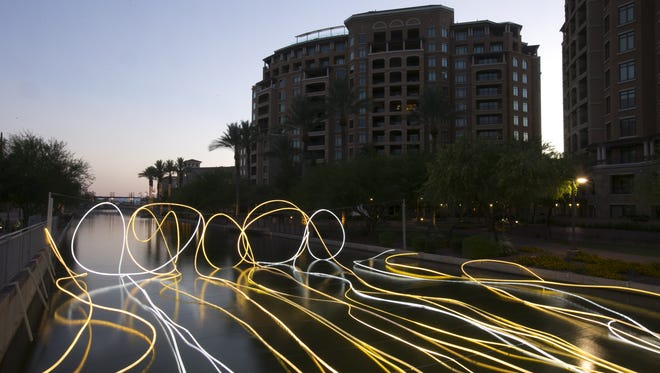Leaders say Scottsdale has built momentum, such as at the Waterfront.