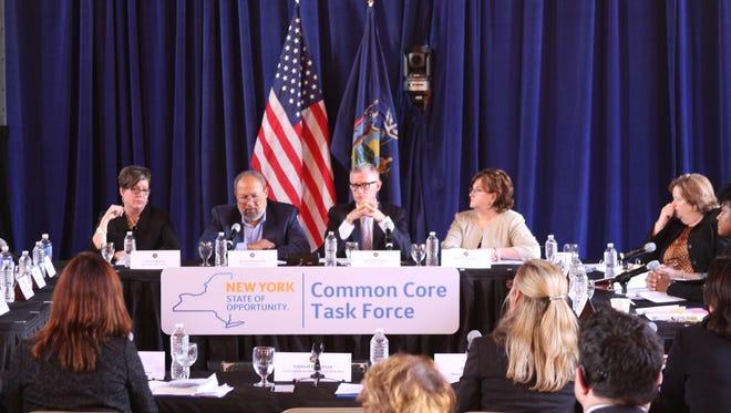 Gov. Andrew Cuomo's Common Core Task Force