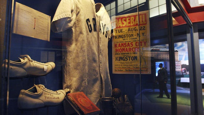 Nashville's Churchwell Museum Magnet will feature an exhibit honoring players from the Negro National League through Dec. 18.