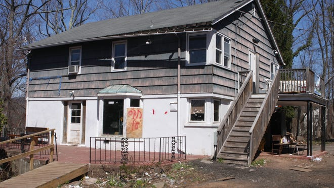 A single-family house has been converted into a yeshiva at 33 Forshay Road in Ramapo.