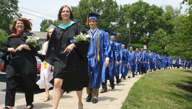 Ohio lawmakers are considering delaying new high school graduation requirements another year.