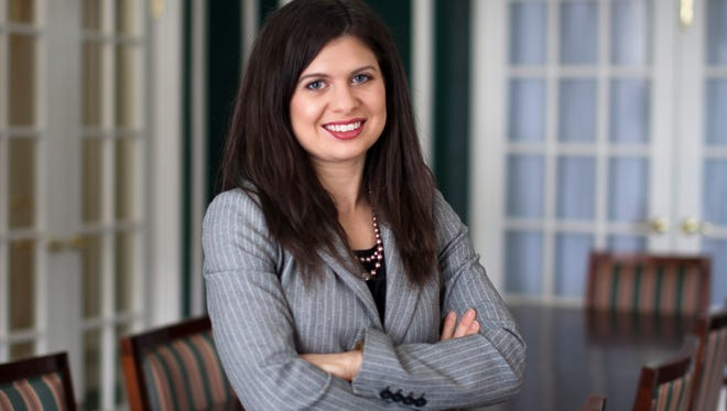 Woodbridge resident AnnMarie McDonald recently was honored by NJBIZ with a 40 Under 40 Award.